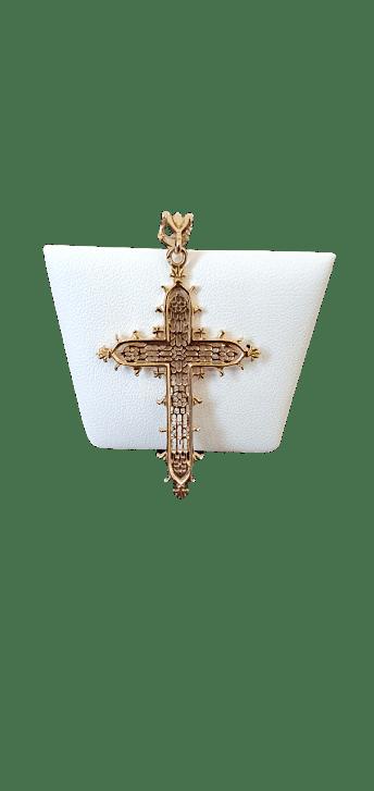 Croix en Or