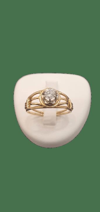 Bague Or&Diamant