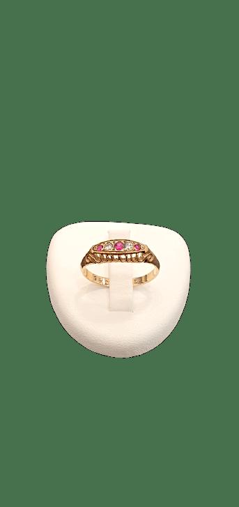 Bague Or 9 carats