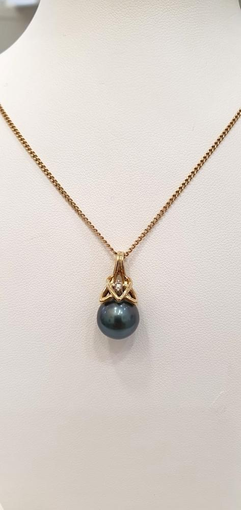 Collier Or&Perle