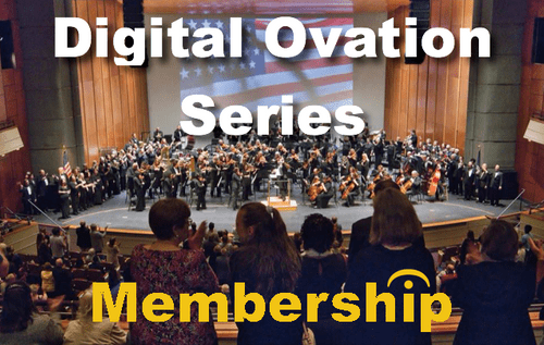 Digital Ovation Series Membership (Sponsored by PRA Group)
