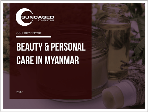 Myanmar Beauty Care Report 2017