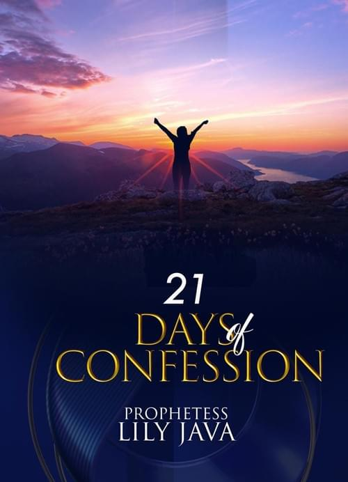 21 Days of Confession