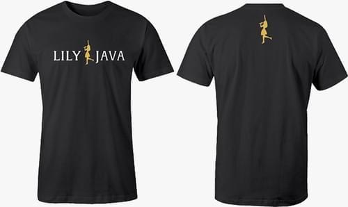 Lily Java Logo Tees