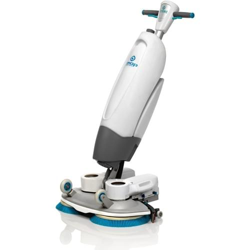 i-mop XL Industrial Floor Scrubber (c/w X2 i-power 9 batteries + X1 i-charge 2 battery charger)