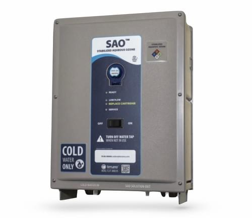 SAO Dispenser (Stabilised Aqueous Ozone) *SAO cartridge not included*