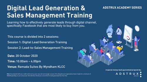 Digital Lead Generation Training Program
