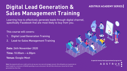 Digital Lead Generation Training Program