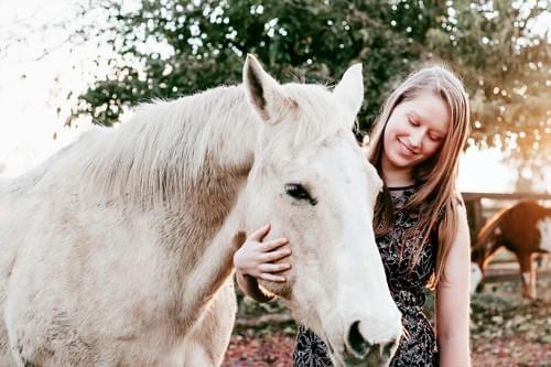 Atelier reconnexion à soi grâce au cheval (Lavérune - 34)