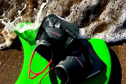 Cours d'Aqua Fitness en mer avec mini palmes (Carnon - 34)