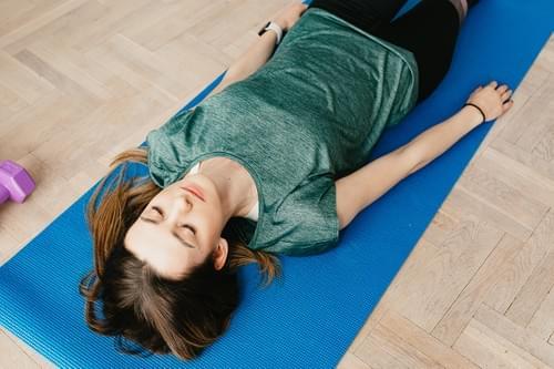 Cours Yoga Nidra : relaxez-vous & lâchez prise (en ligne)