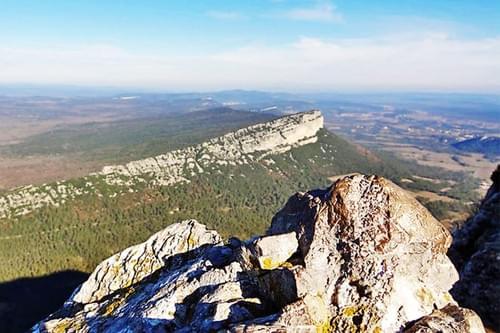 Randonnée au sommet du Pic St Loup (Montpellier - 34)