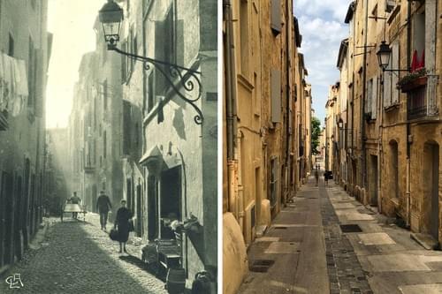 Visite guidée : Montpellier d'hier à aujourd'hui (34)