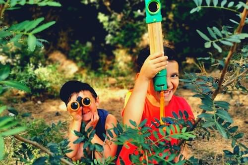 Atelier parent/enfant : Chamanes en herbe (Bois des Aresquiers - 34)