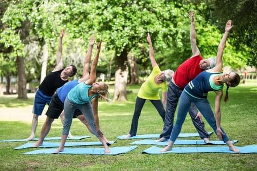Cours de yoga en plein air : spécial boost énergie (Montpellier - 34)