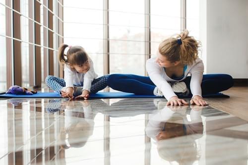 Initiation au yoga en famille (Saint-Jean-de-Védas - 34)