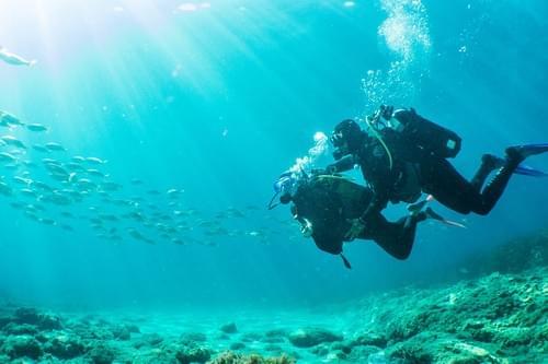 Baptême de plongée sous-marine (Sausset-les-Pins - 13)