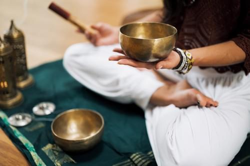 Atelier soin sonore aux bols tibétains (Montpellier - 34)