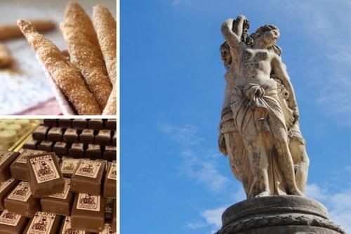 Visite guidée de Montpellier : Secrets & Papilles