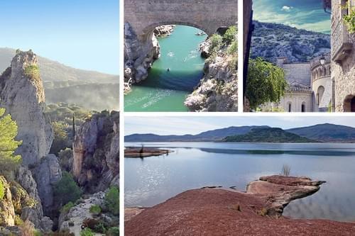 Excursion les plus beaux sites de l'Hérault depuis Montpellier (34)