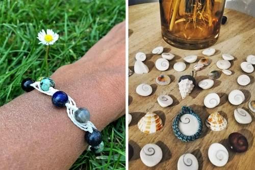Atelier DIY : confection de bijoux en macramé (Montpellier - 34)