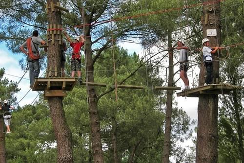 Colonie de vacances multi-activités pour les 8-16 ans (Mons la Trivalle - 34)