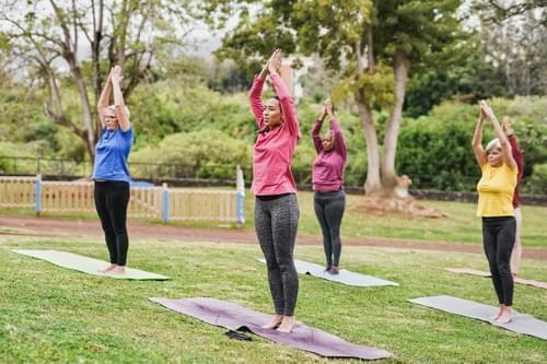 Séance de yoga doux (Calvisson - 30)