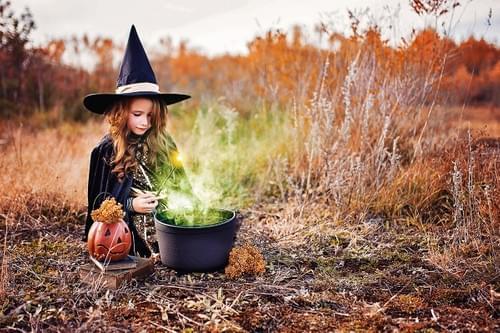 Atelier parent-enfant spécial Halloween