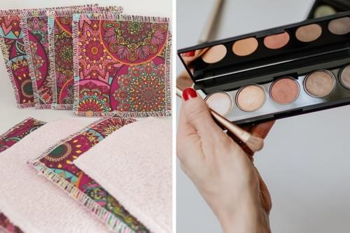 Atelier DIY : maquillage & carrés à démaquiller (Castelnau-le-Lez - 34)