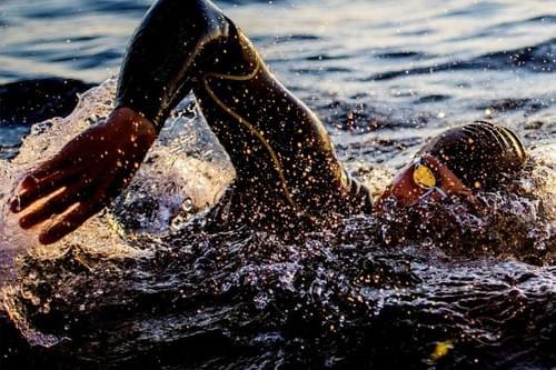 Découverte et initiation de la nage en mer (Carnon - 34)