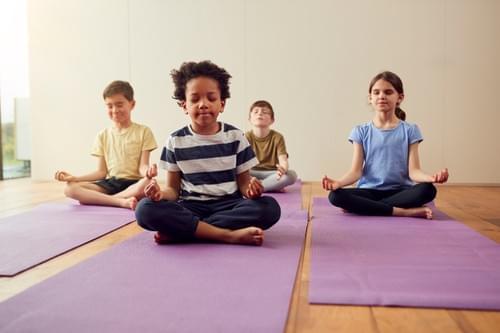Yoga ludique et linguistique pour les 7 à 12 ans (Calvisson - 30)