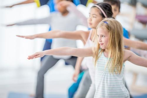 Initiation au yoga pour les enfants 5-11 ans (Saint-Jean-de-Védas - 34)