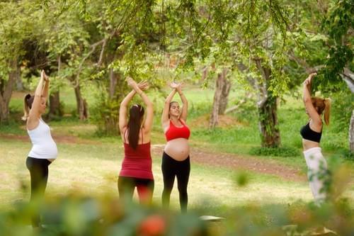Yoga prénatal (Calvisson - 30)