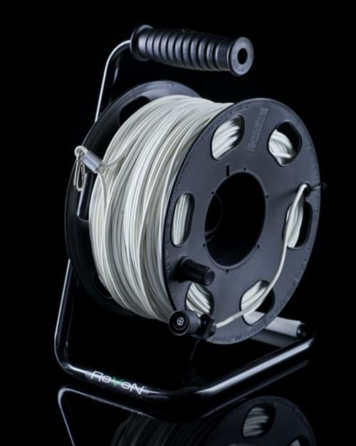 100m/150m Tether pre-spooled on Rovon Reel