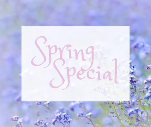 春のわくわくキャンペーン2021