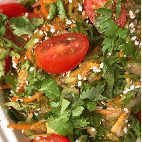 Green Papaya Salad | Delivery