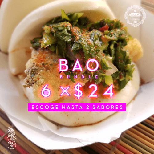 6 Baos  | Delivery