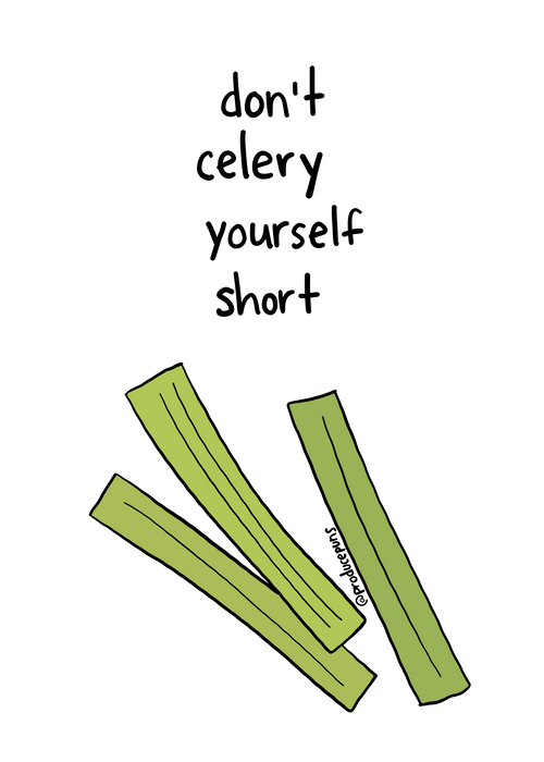 Don't Celery Yourself Short