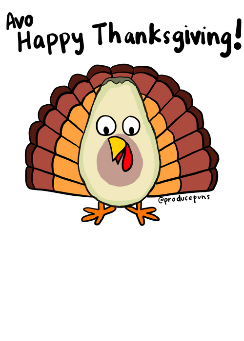 Avo Happy Thanksgiving