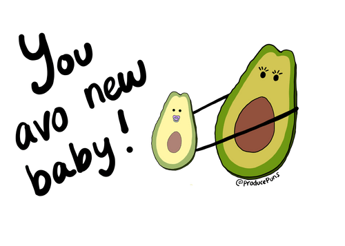 You Avo New Baby