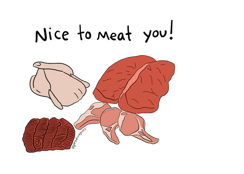 Nice to Meat You!