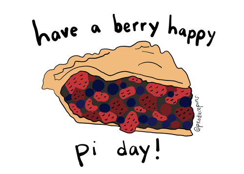 Have A Berry Happy Pi Day!