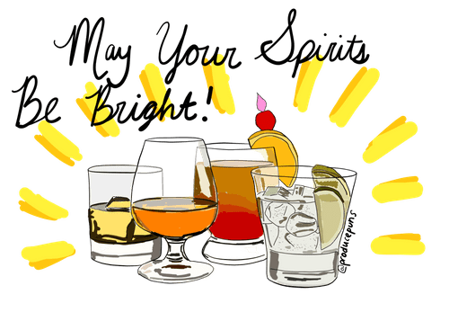 May Your Spirits Be Bright