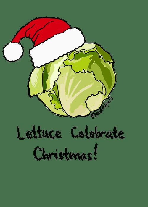 Lettuce Celebrate Christmas