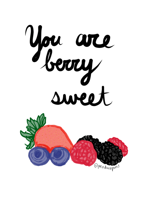 You Are Berry Sweet (LF040)