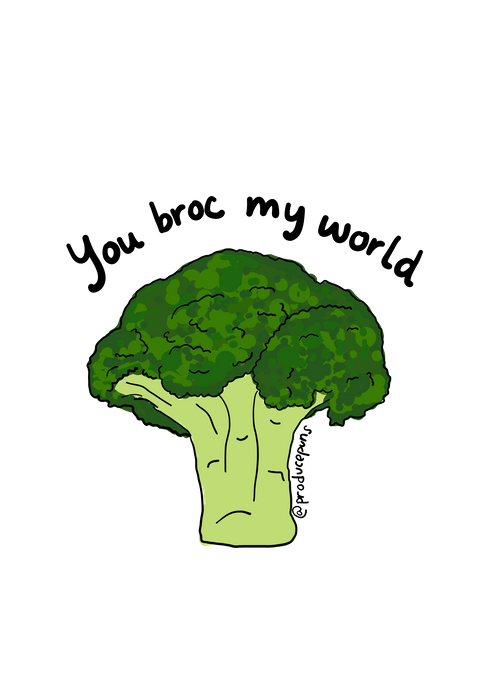 You broc my world (LF048)