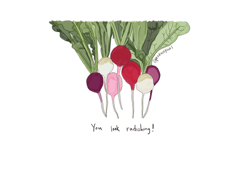 You Look Radishing (LF035)