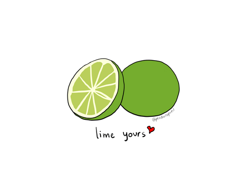 Lime Yours (LF041)