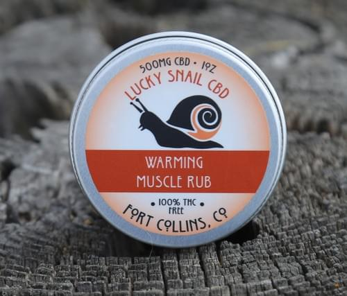 Warming Salve 1 oz.