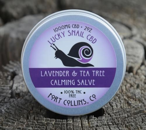 Lavender & Tea Tree Calming Salve